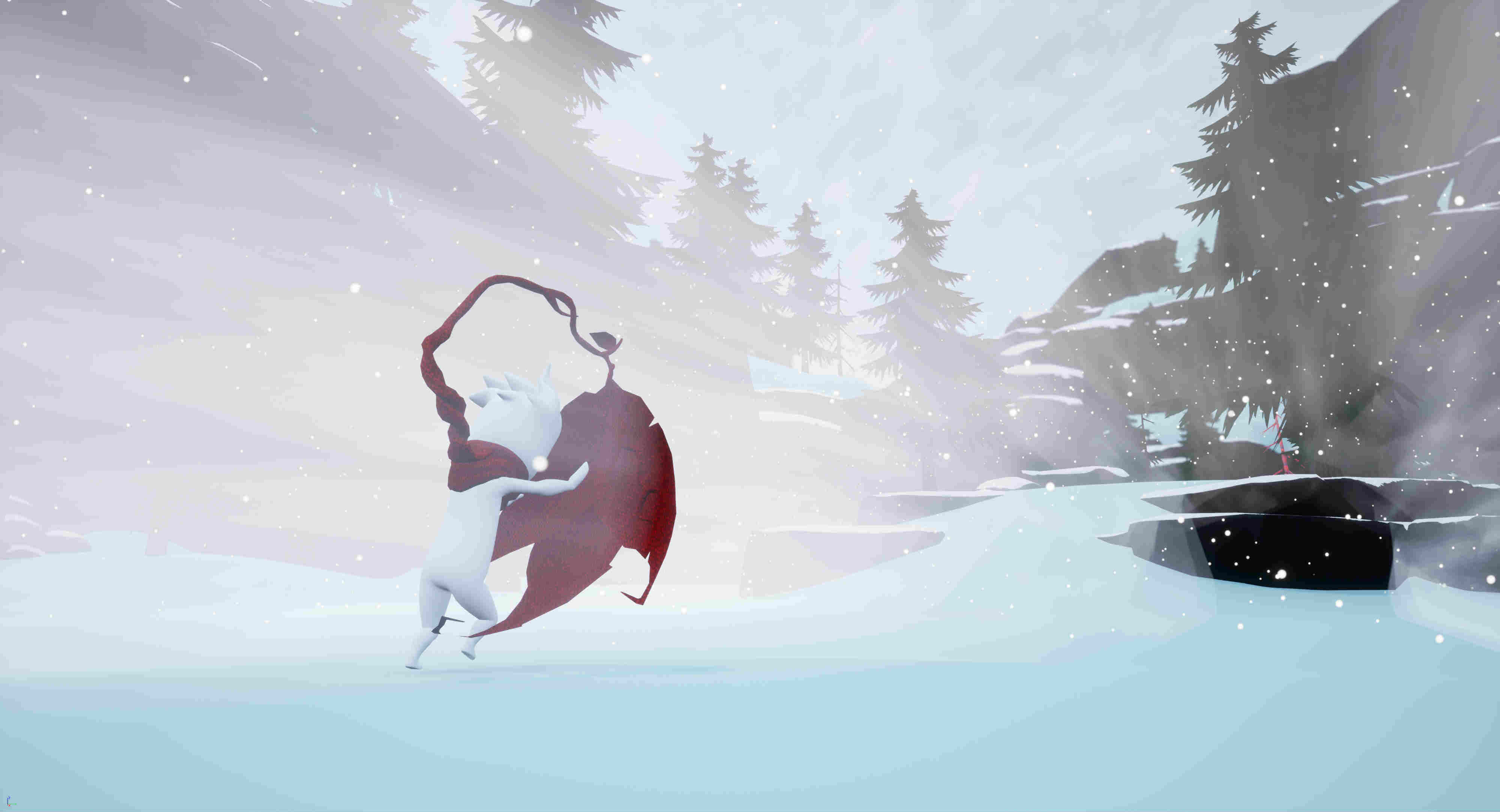Scarf, a new 3D platformer with a sweet mascot, gives me life screenshot