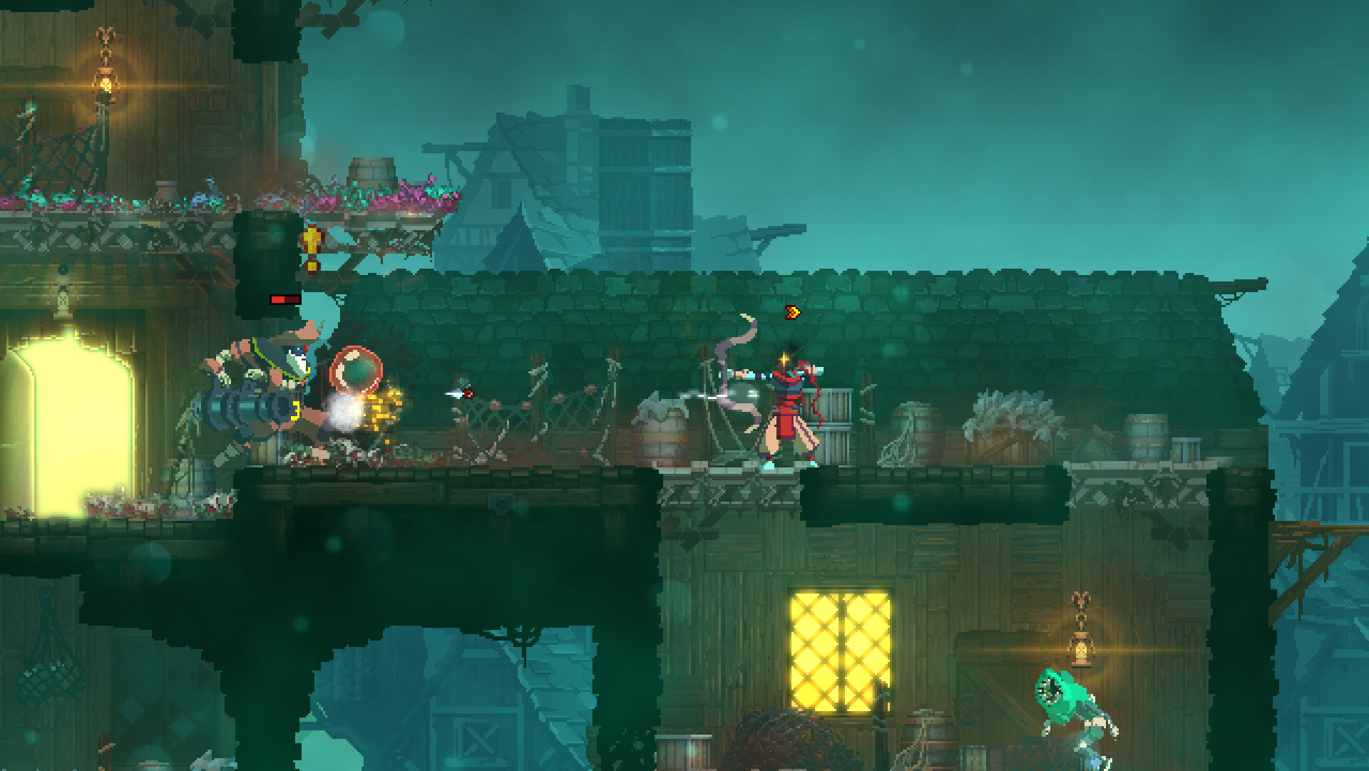 Dead Cells creator aims to improve Switch performance but it'll take time screenshot
