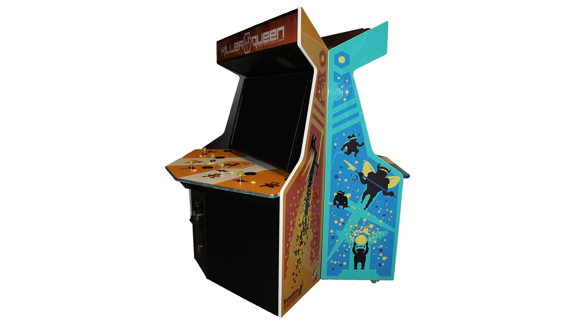 killer queen arcade machine