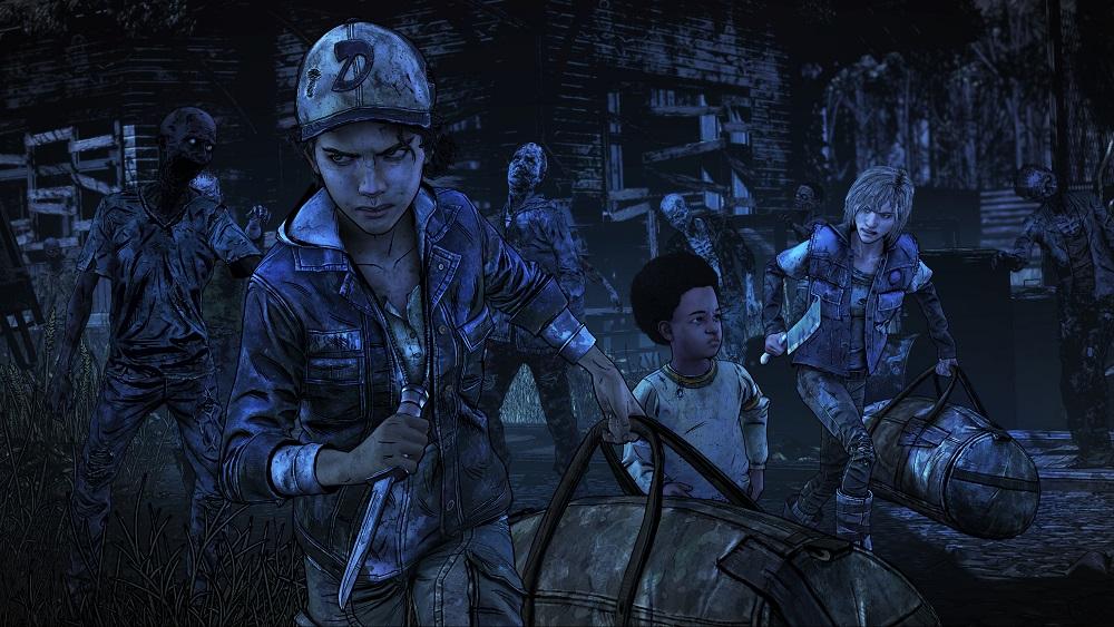 Review: The Walking Dead - The Final Season: Done Running screenshot