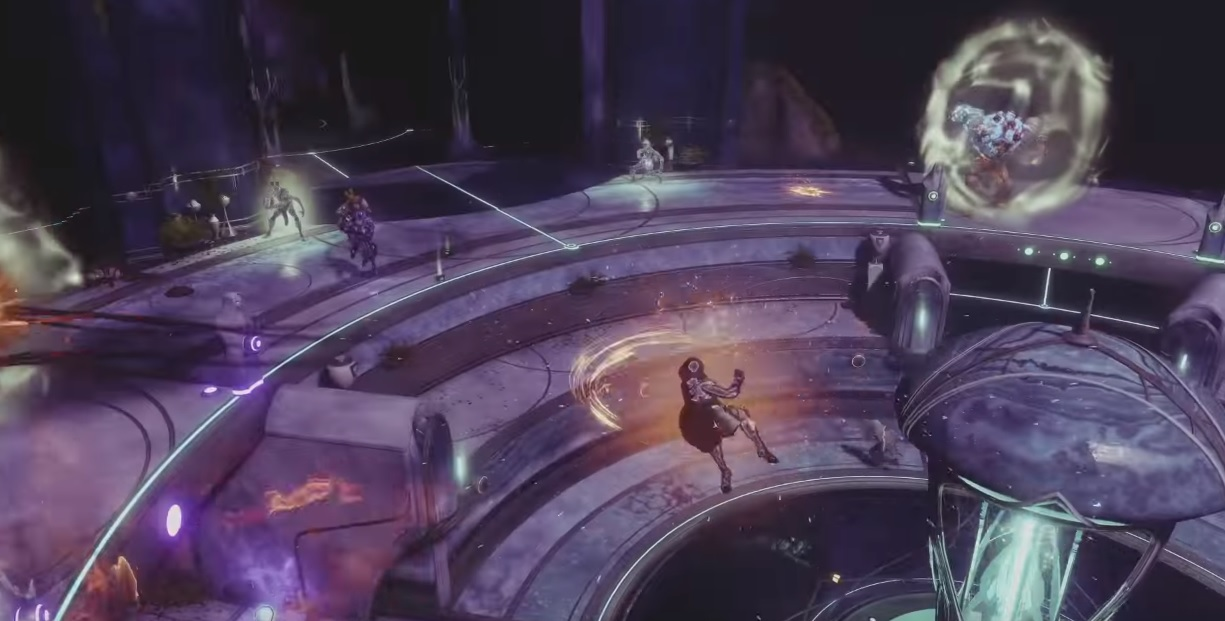Destiny 2 unveils the Dreaming City, its alleged 'biggest series endgame activity ever' screenshot