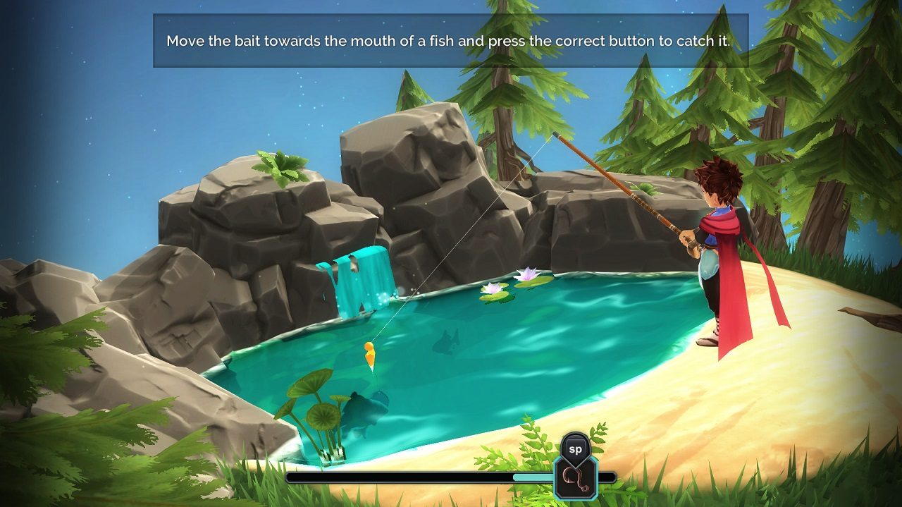 Deiland is a charming new sandbox game with RPG elements screenshot