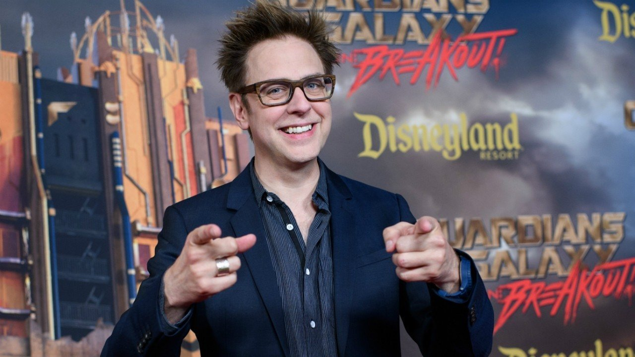 James Gunn will get work, even a remote chance of returning to Guardians 3 screenshot