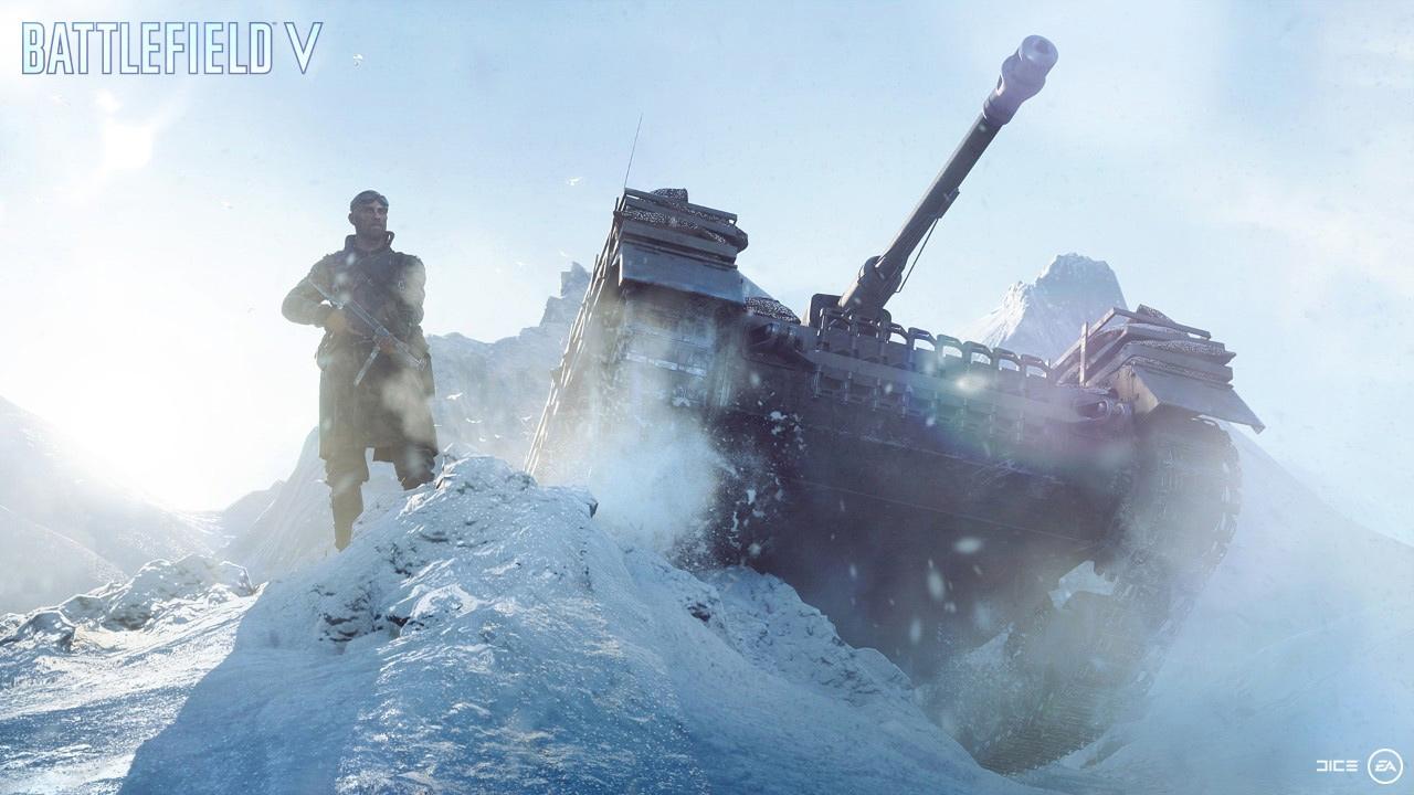 The Battlefield V closed alpha returns next week screenshot