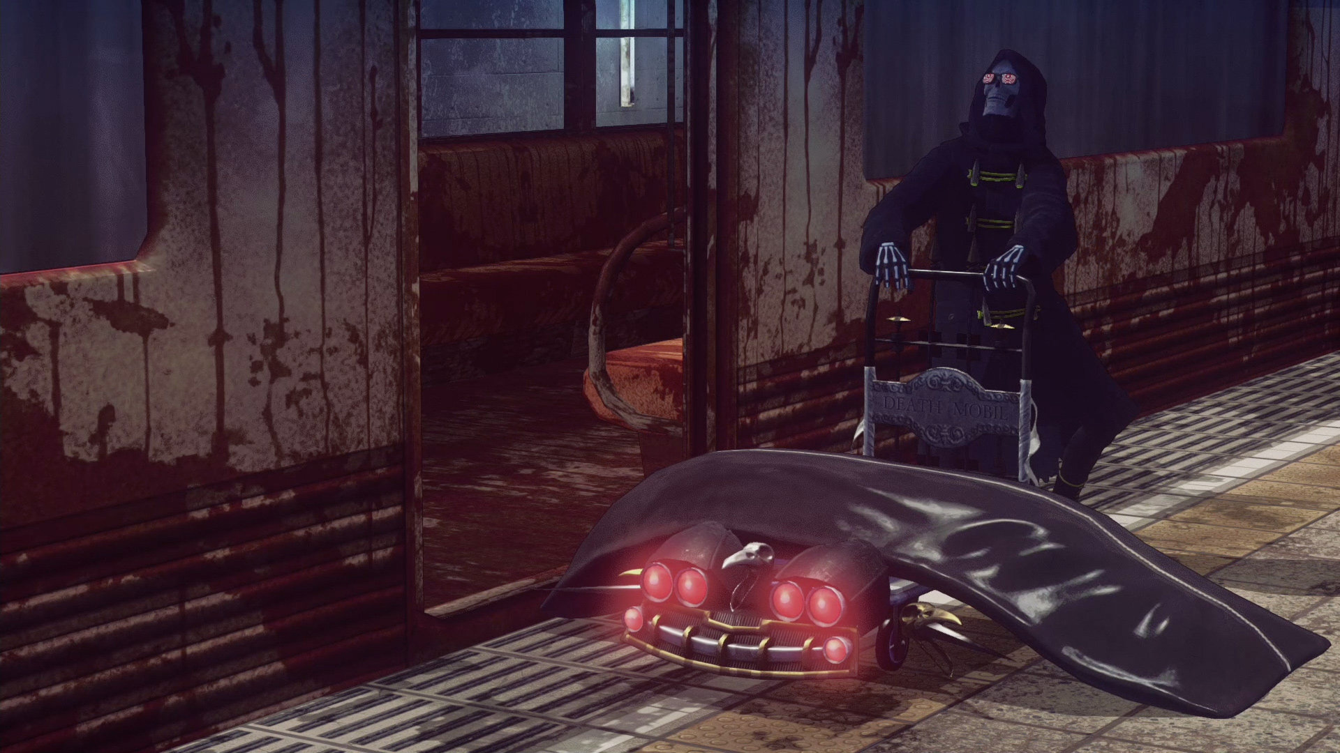 Let it Die is getting a new lease on life with a PC port screenshot