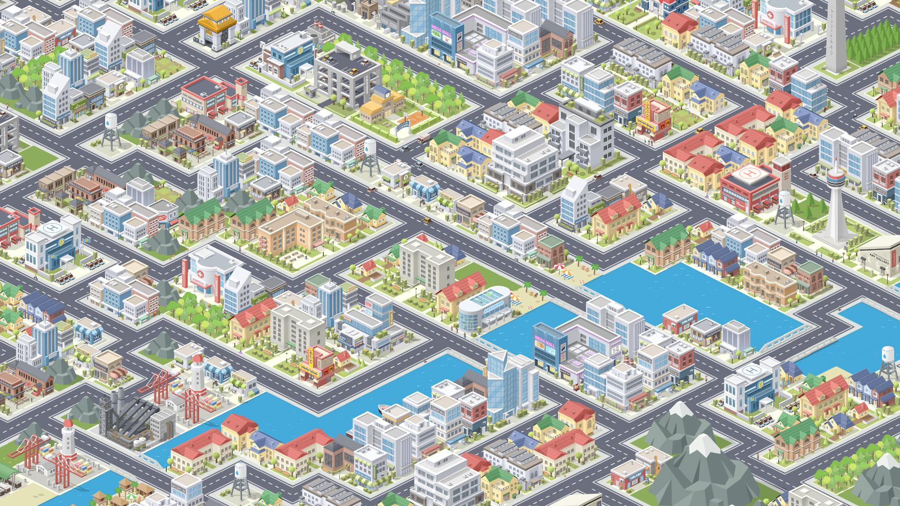Review: Pocket City
