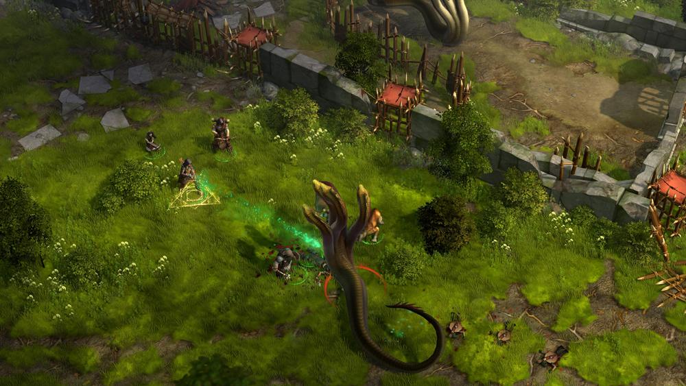 Pathfinder: Kingmaker has me thinking I should start playing tabletop games screenshot