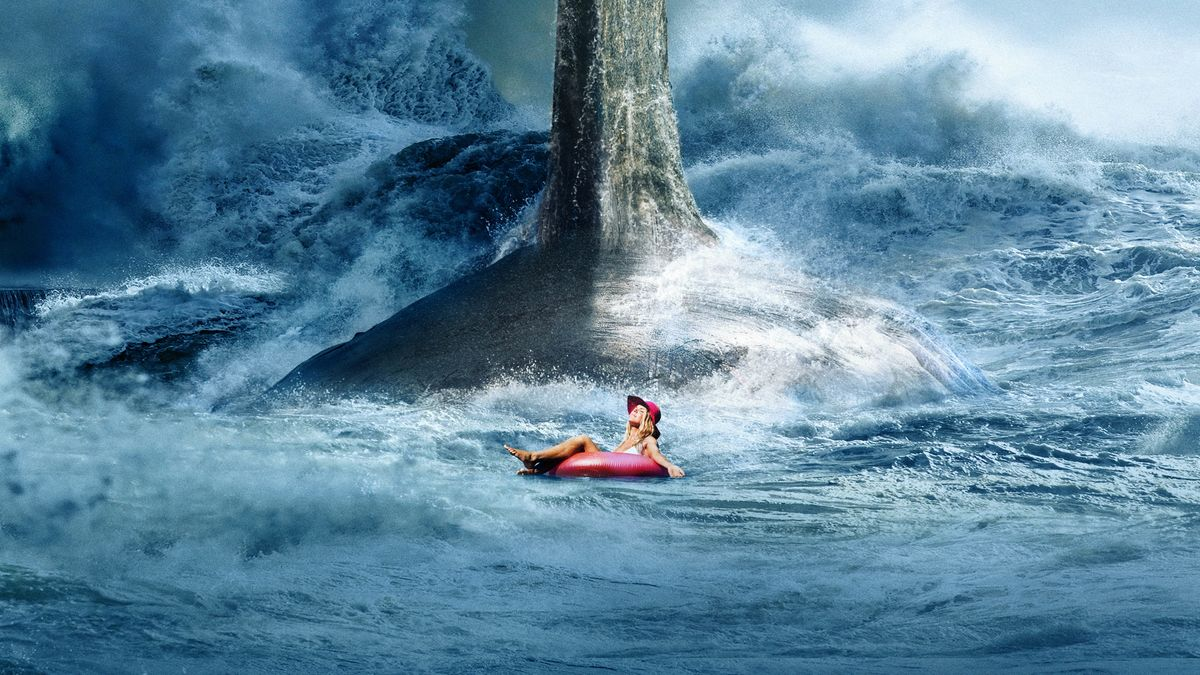 The Meg lets me make a lot of giant shark puns with mega box office