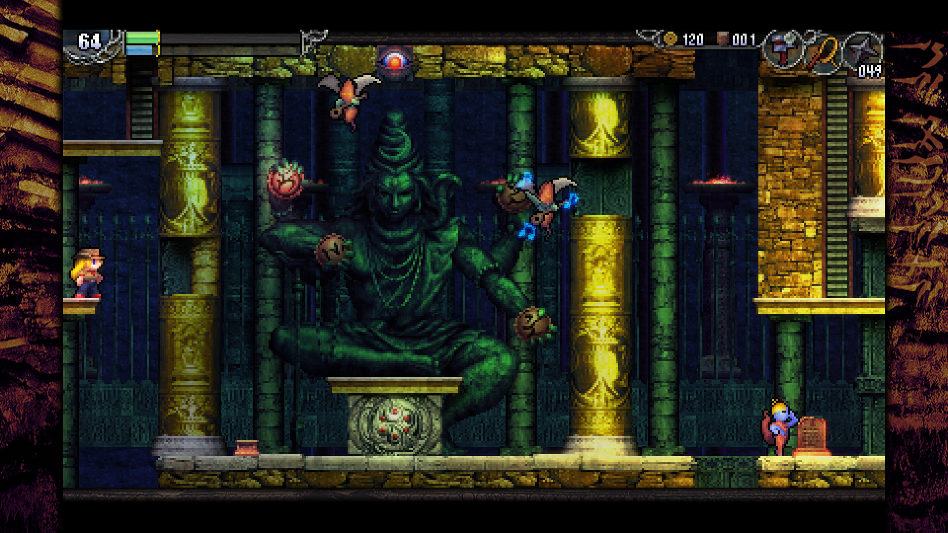 La-Mulana 2 is coming to Xbox One to terrorize and frustrate console players screenshot