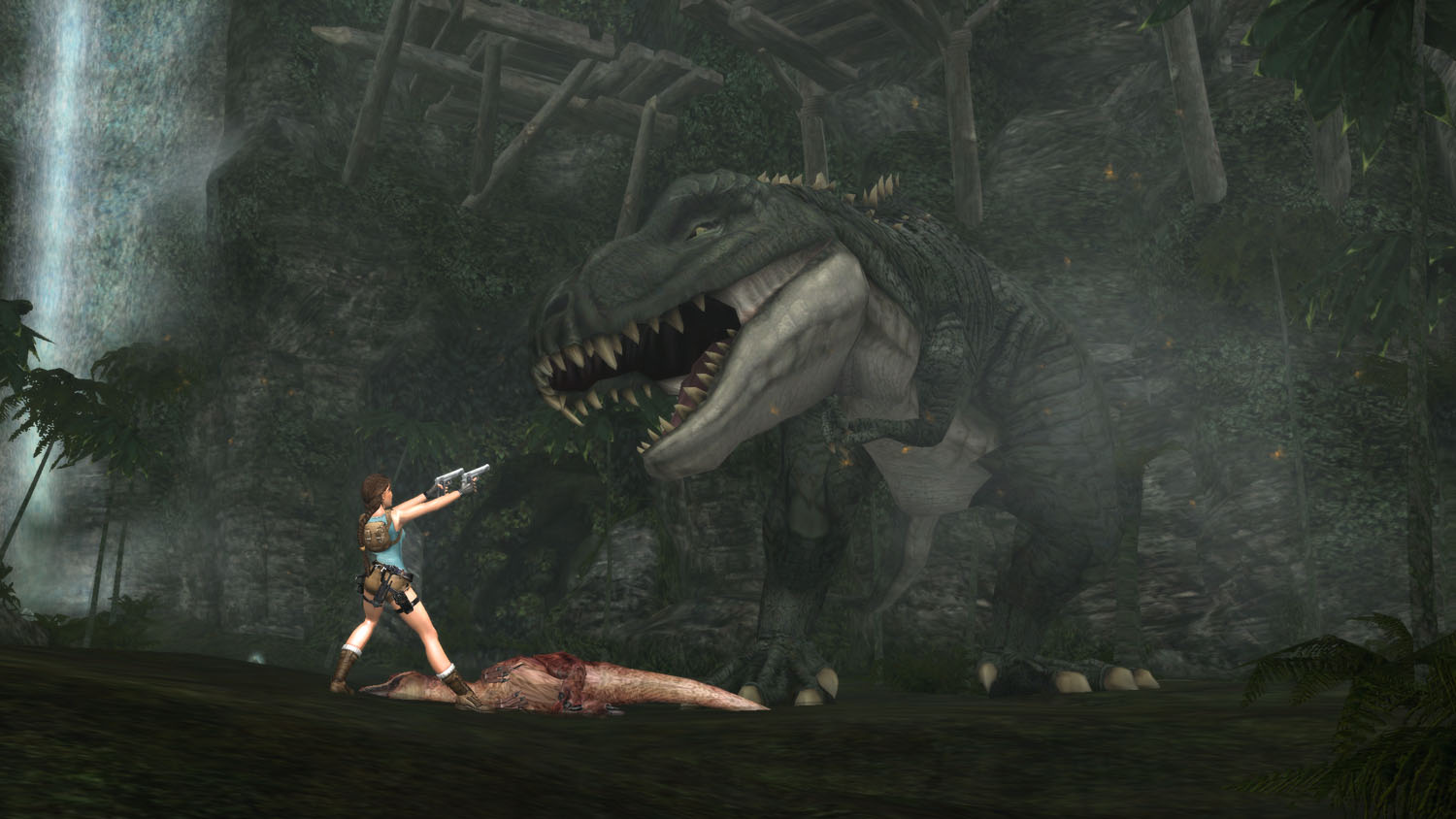 Tomb Raider: Legend and Anniversary are now playable on Xbox One screenshot