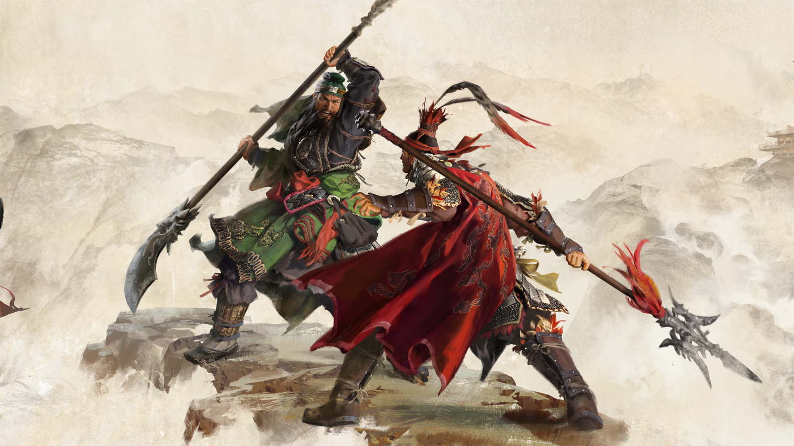 total war three kingdoms is a more tactical take on the chinese