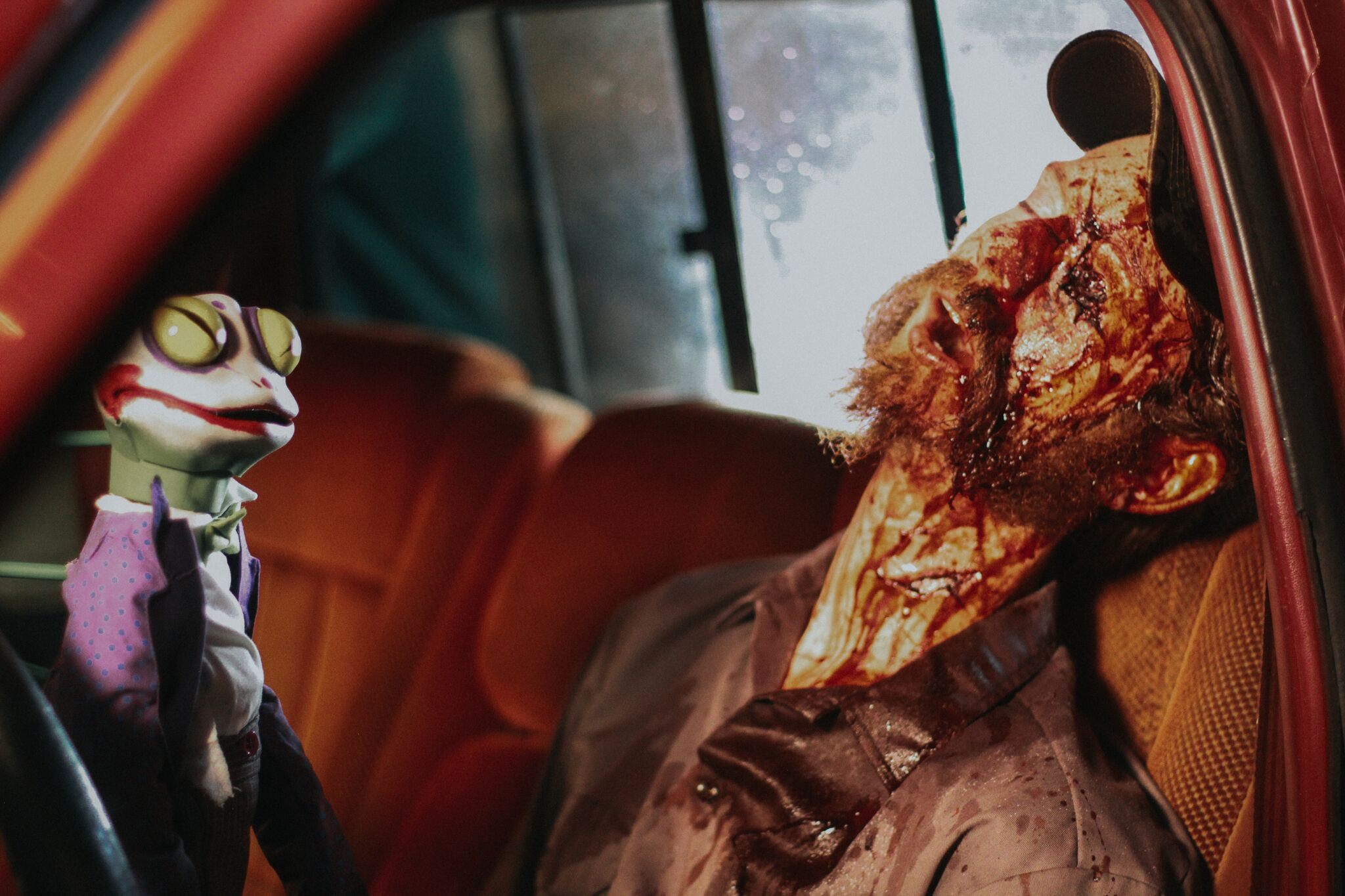 Review: Puppet Master: The Littlest Reich screenshot