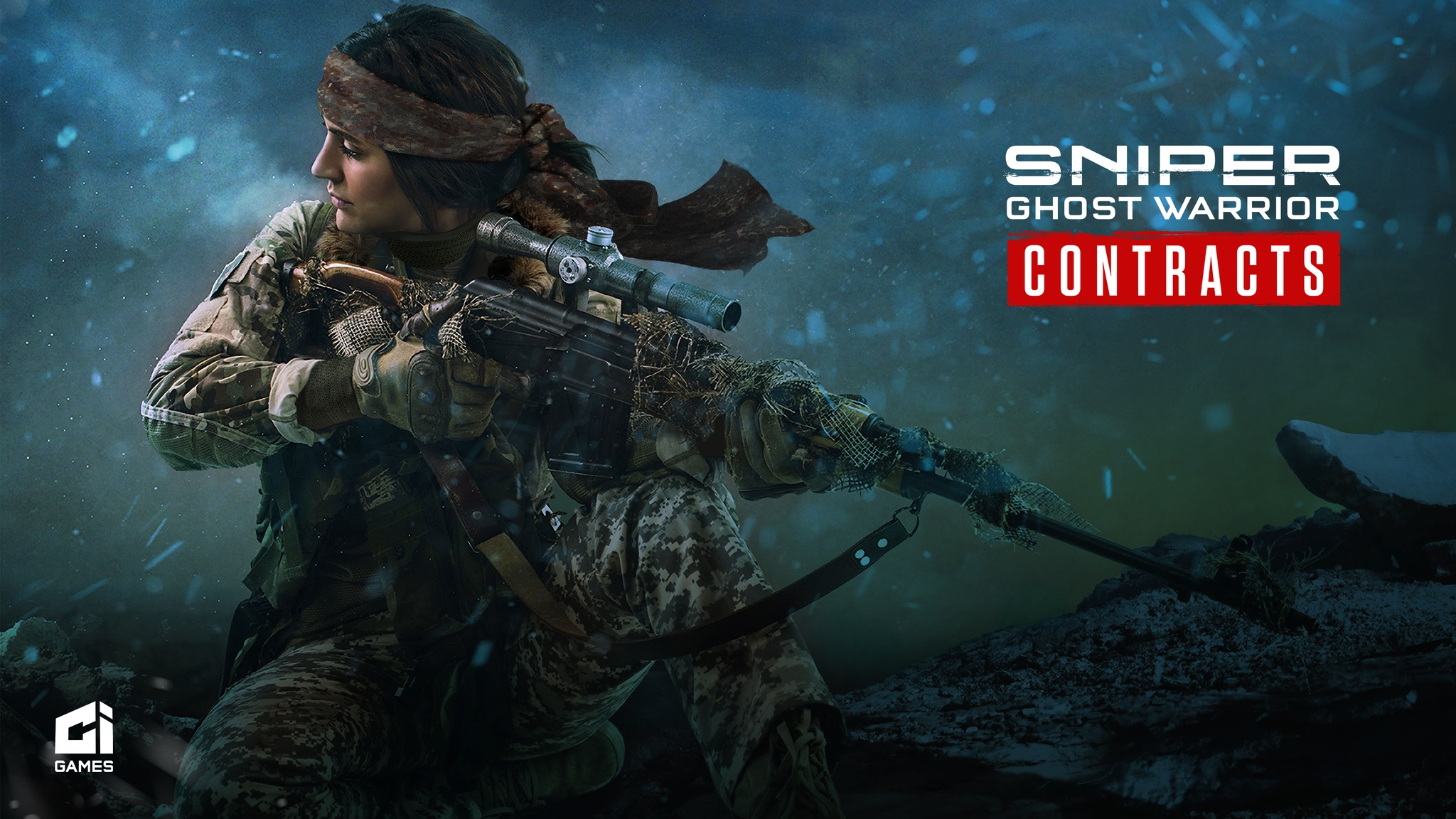 There's a new Sniper Ghost Warrior game, and it only focuses on the sniping screenshot