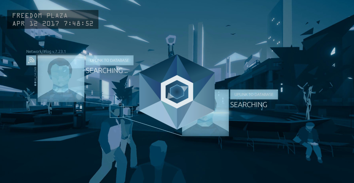 Spy on your fellow citizen in Orwell for free thanks to Humble screenshot