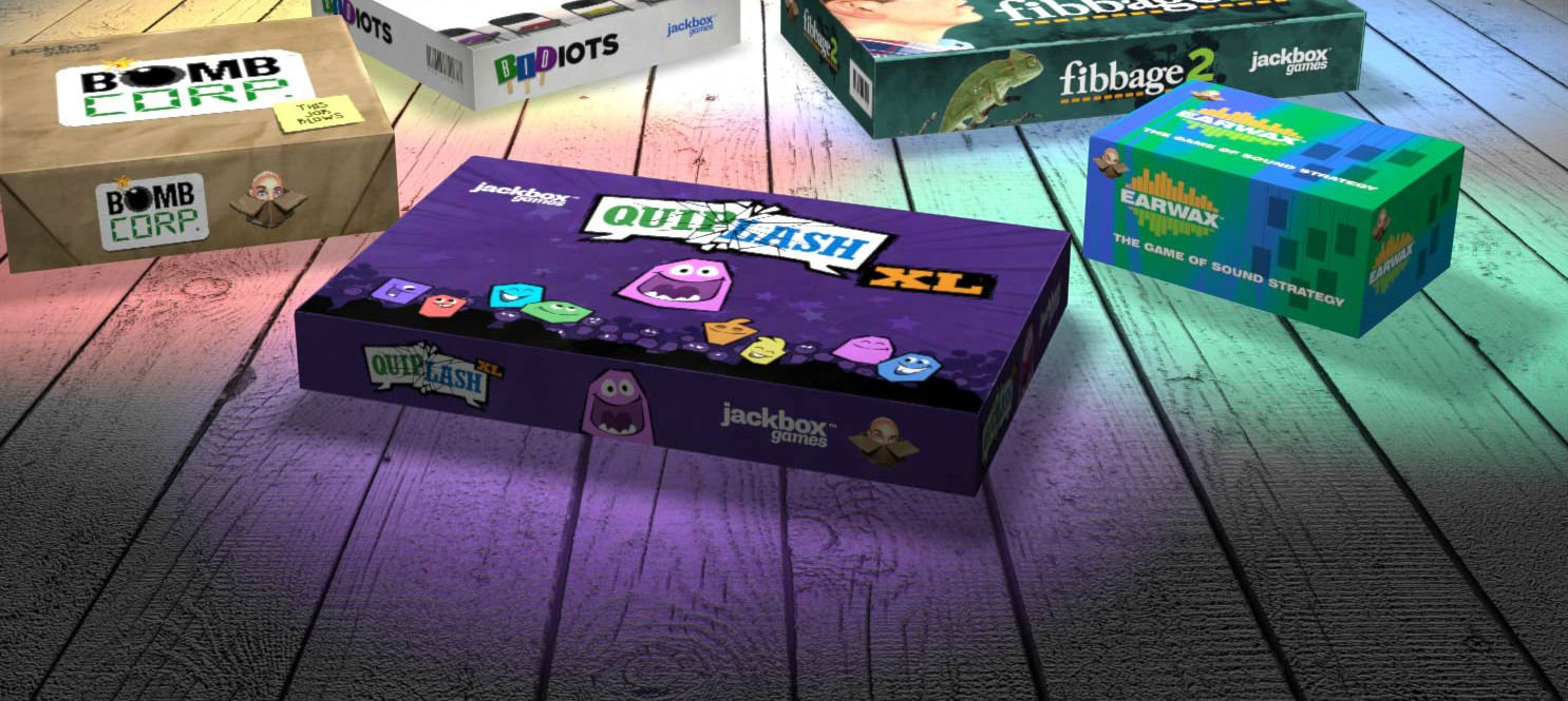 Jackbox Party Pack 5 seems to have something we haven't seen from the series before screenshot