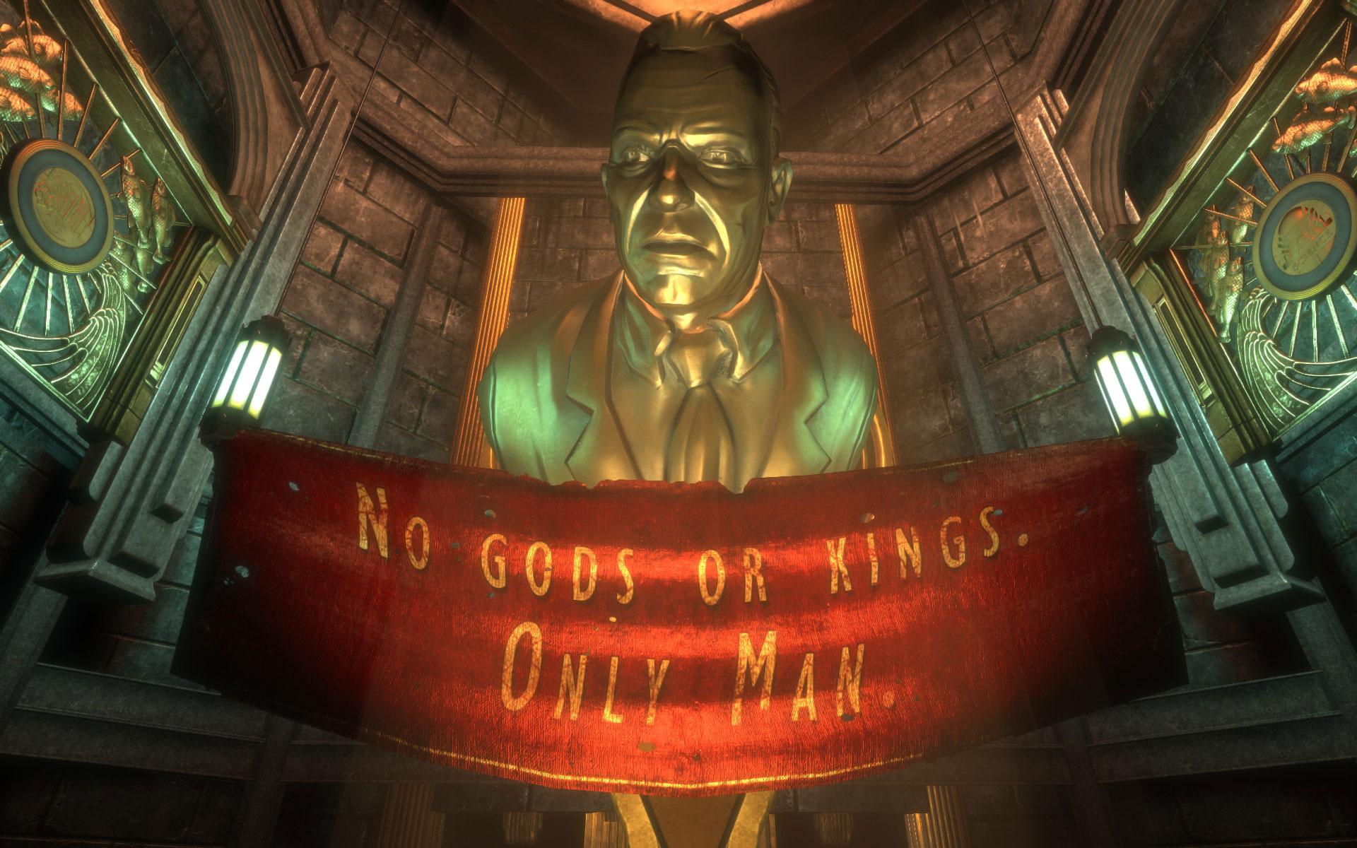 Exploring BioShock eleven years later screenshot