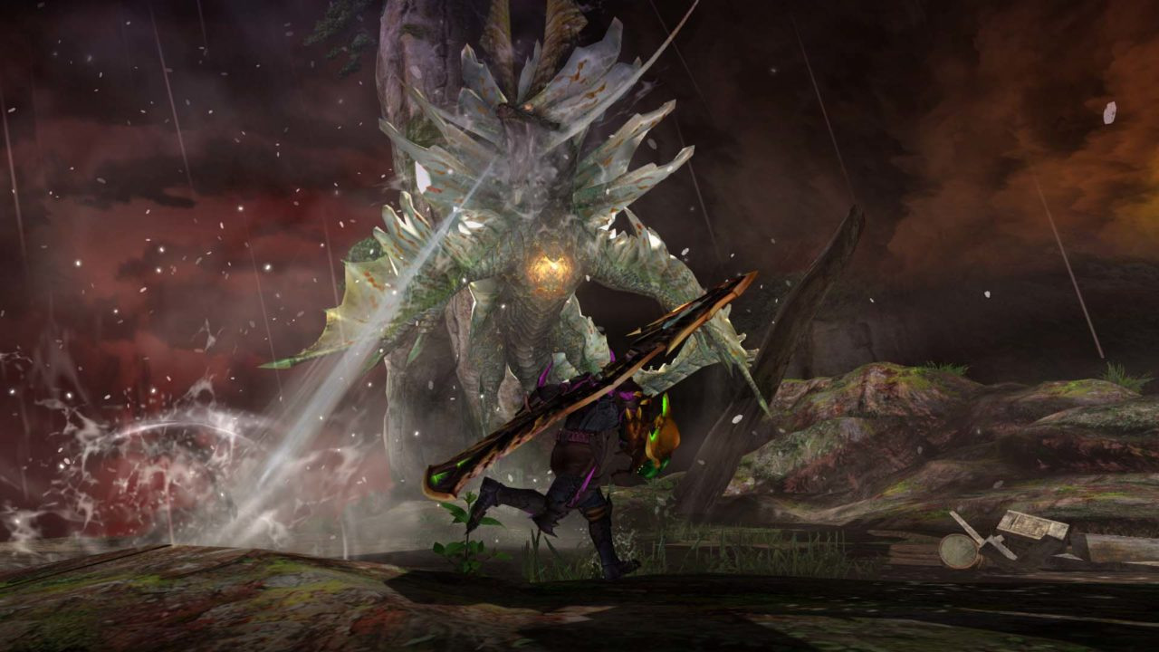 How to transition from Monster Hunter: World to Monster Hunter Generations Ultimate screenshot