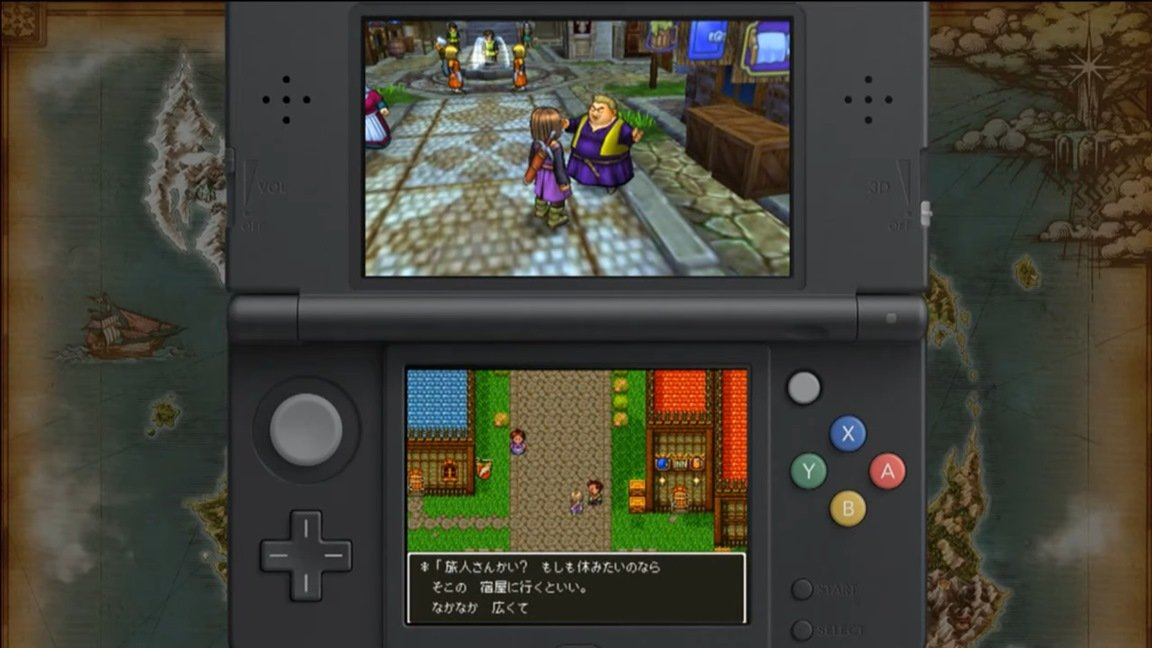 The 3DS might have the better version of Dragon Quest XI