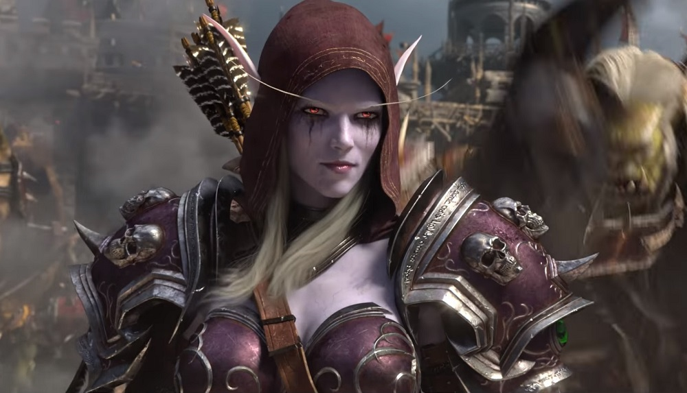 WoW: Battle for Azeroth smashes into the Top Three of the UK Charts screenshot