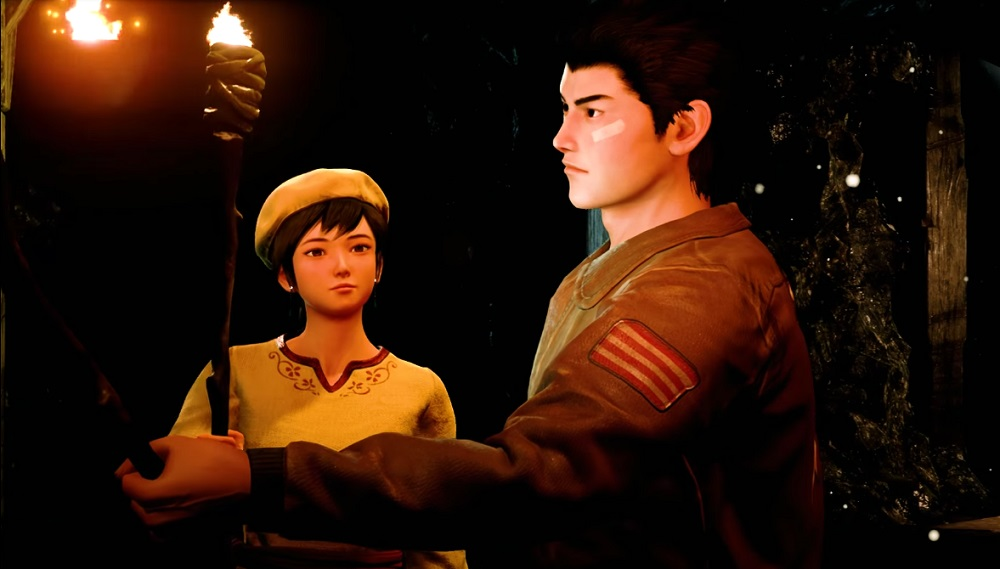 Shenmue III's new trailer announces August 2019 release date screenshot
