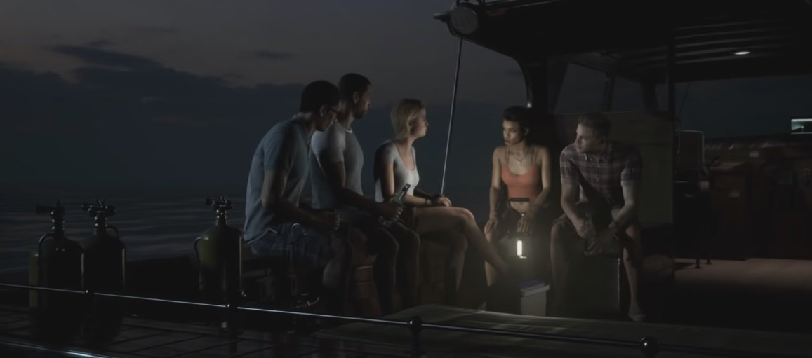 The studio behind Until Dawn is making a horror anthology series screenshot