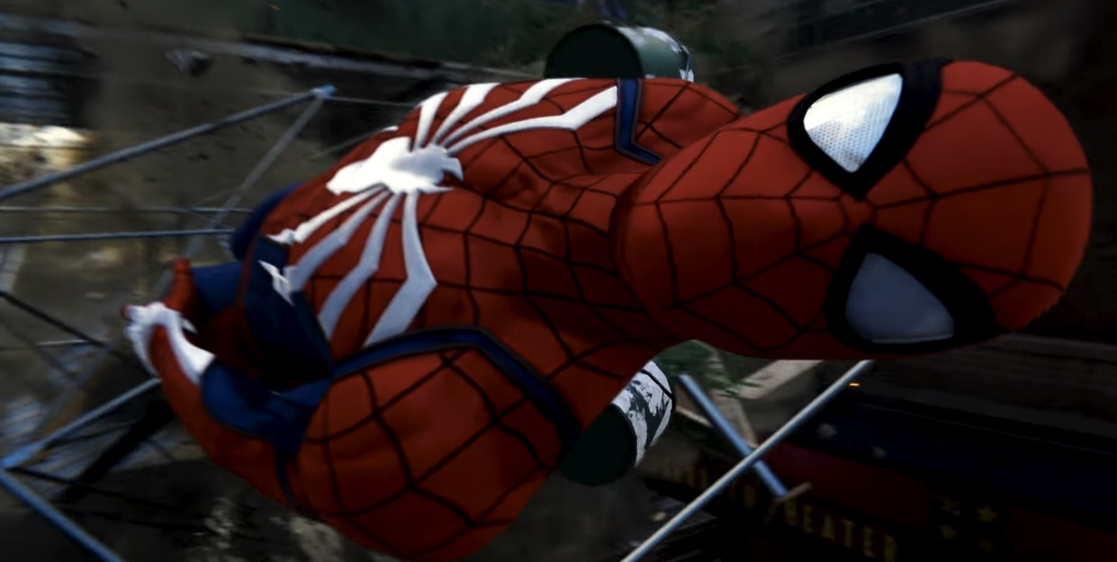 There's lots of J. Jonah Jameson in Spider-Man PS4's new combat trailer screenshot