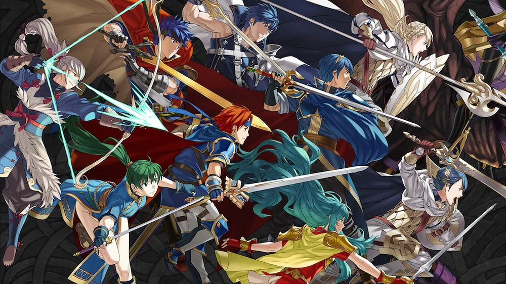 Super Smash Bros. Ultimate will have music from the mobile game Fire Emblem Heroes screenshot