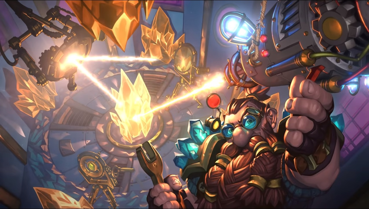 Review: Hearthstone: The Boomsday Project screenshot