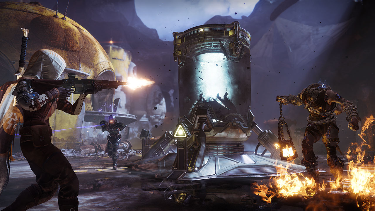 Destiny 2: Forsaken's raid won't launch until 10 days after the expansion's release screenshot