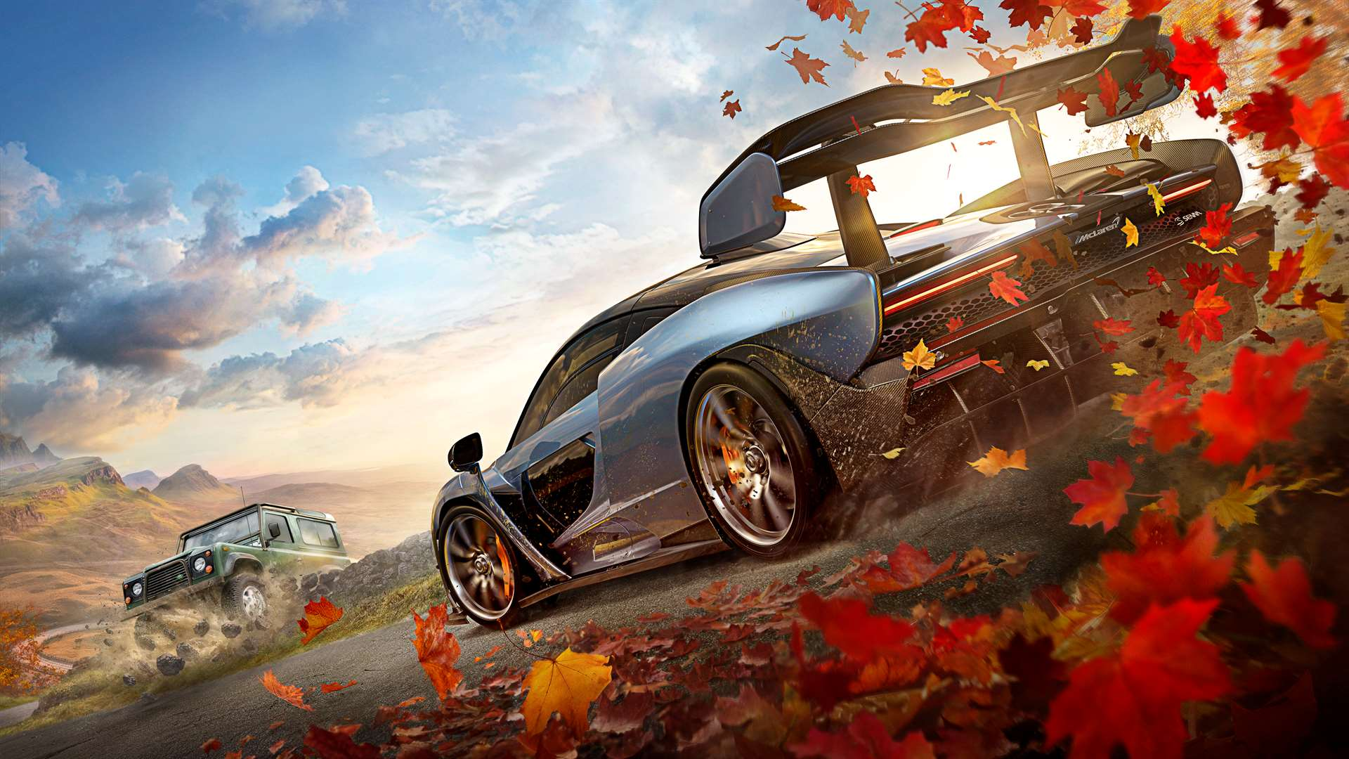 Forza Horizon 4 developer 'really happy with stability and performance' of PC version screenshot