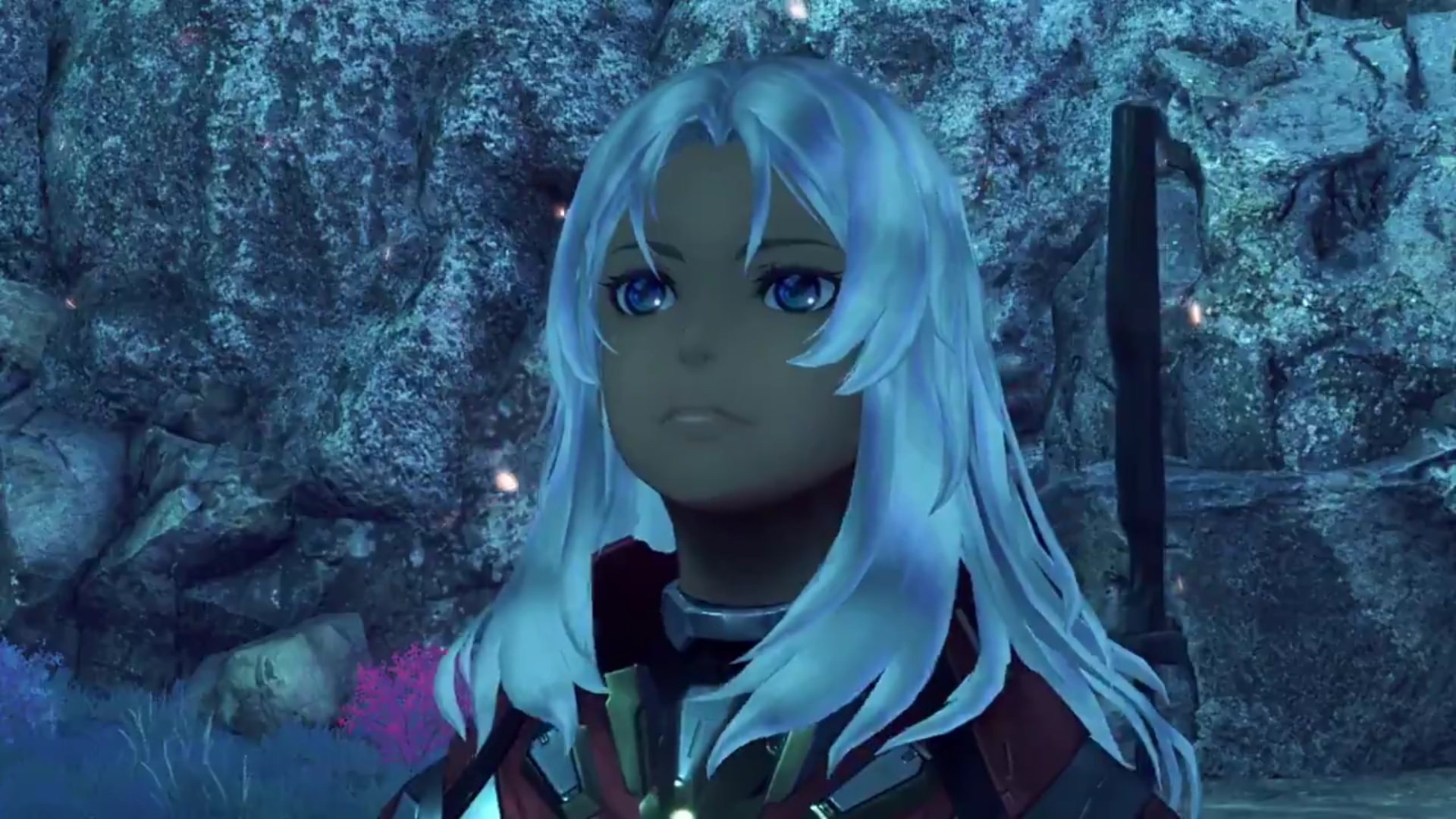 Xenoblade Chronicles 2's latest DLC introduces Elma from Xenoblade Chronicles X screenshot