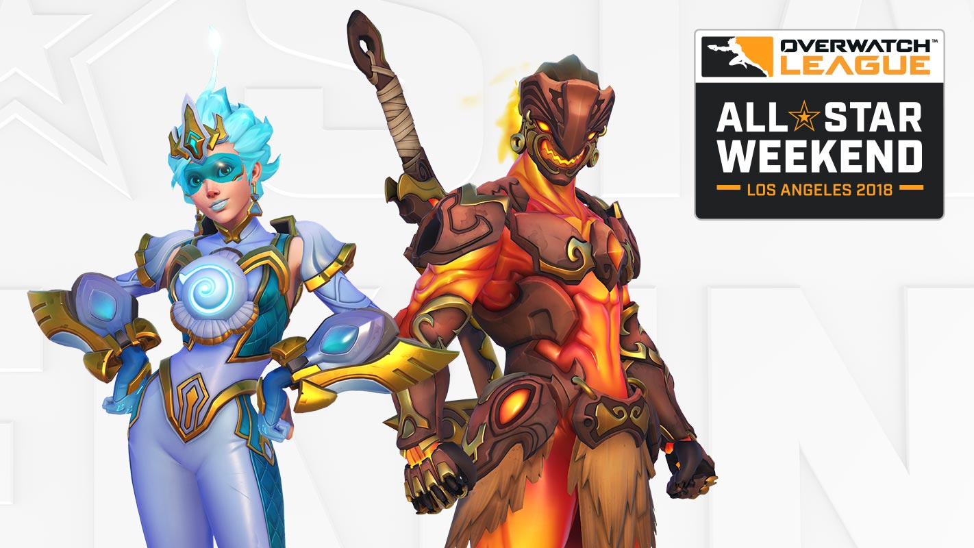 Overwatch's All Star weekend starts soon, here's how to watch it screenshot