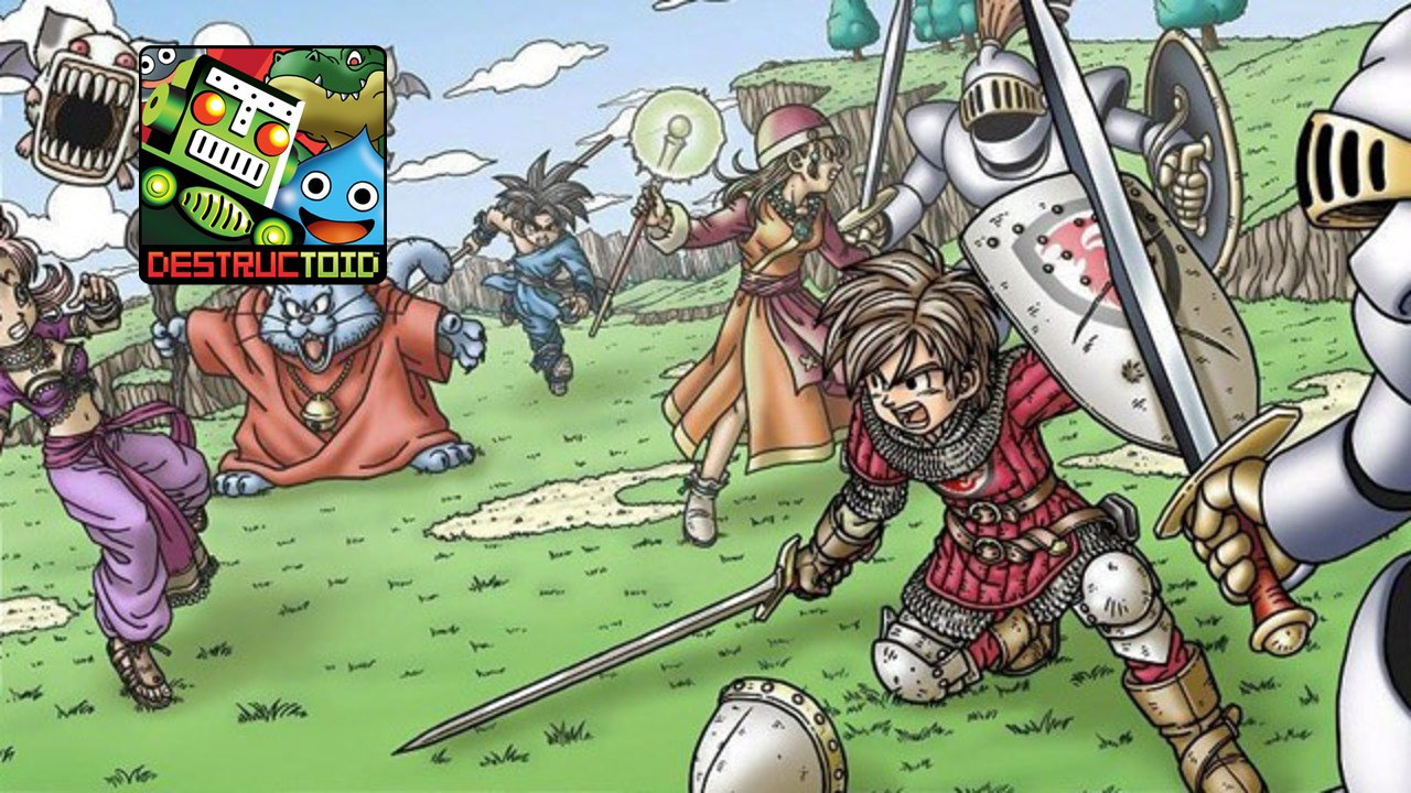 Dragon Quest IX\'s greatest innovation changed the way I game
