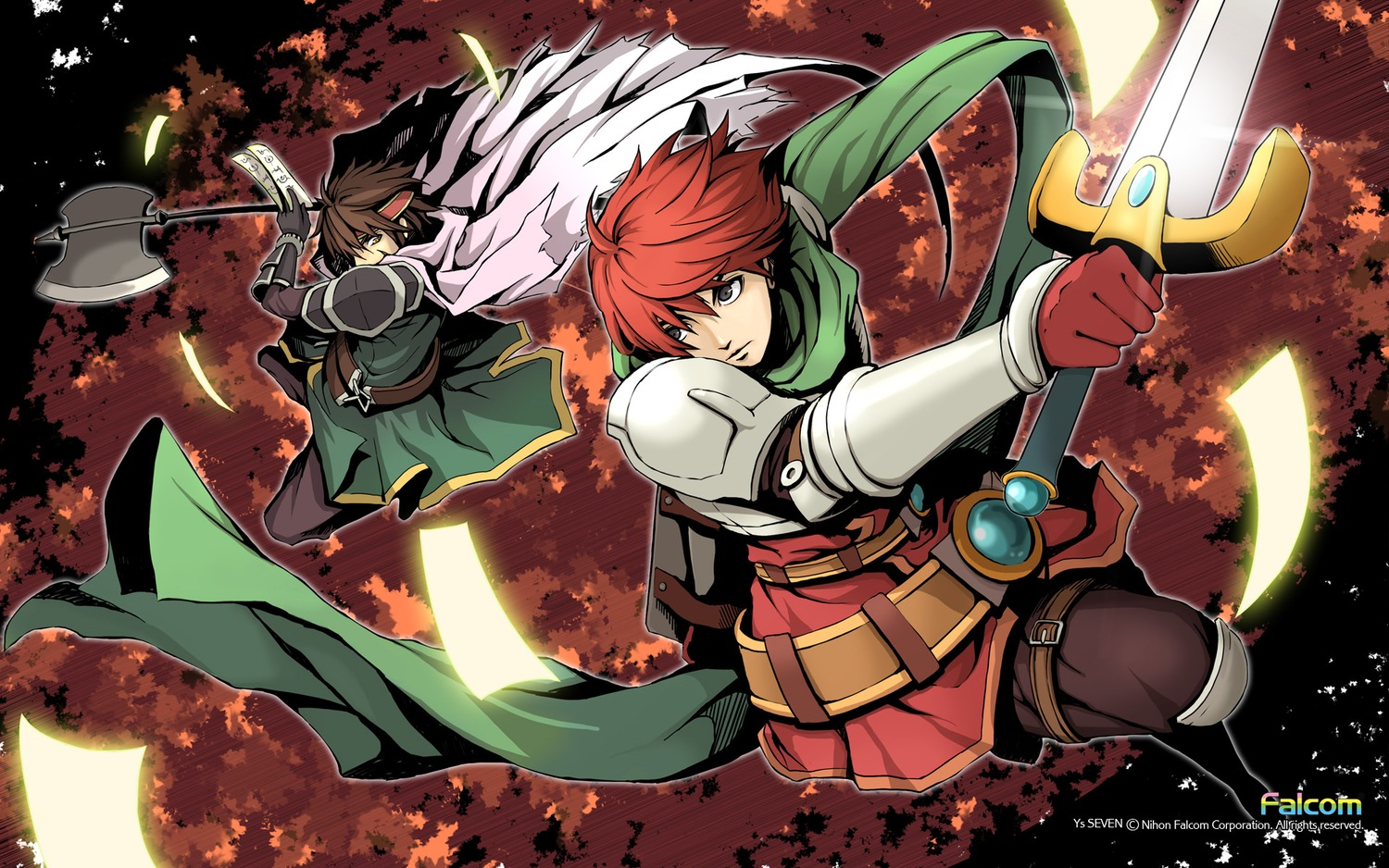 Its time to scream Ys as Nihon Falcolm confirms brand new Ys game screenshot