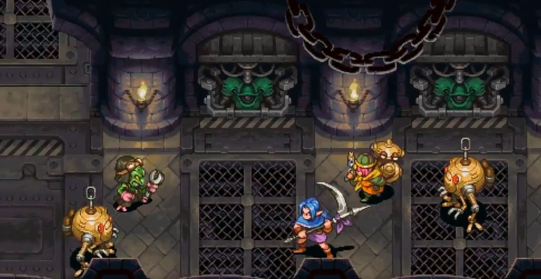 Owlboy creator makes mock-up for Chrono Trigger sequel screenshot