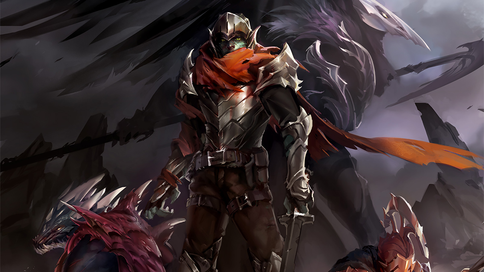 Review: Death's Gambit screenshot