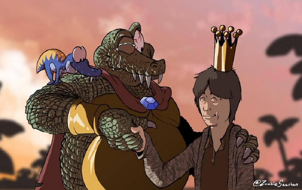 King K. Rool fans offer heartfelt thanks for Super Smash Bros. Ultimate inclusion screenshot