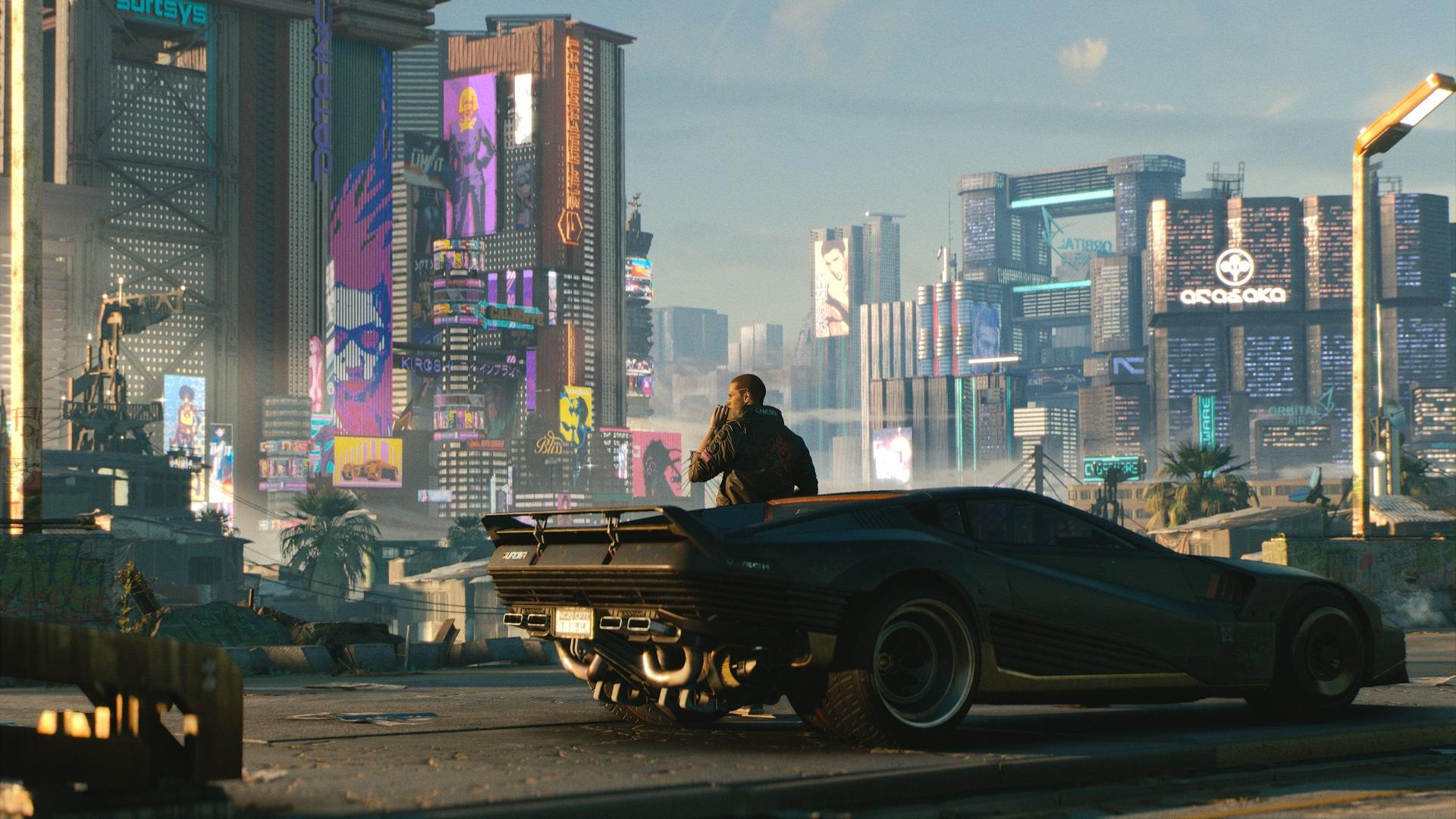 Here's the full 48-minute Cyberpunk 2077 E3 demo that everyone went crazy over screenshot