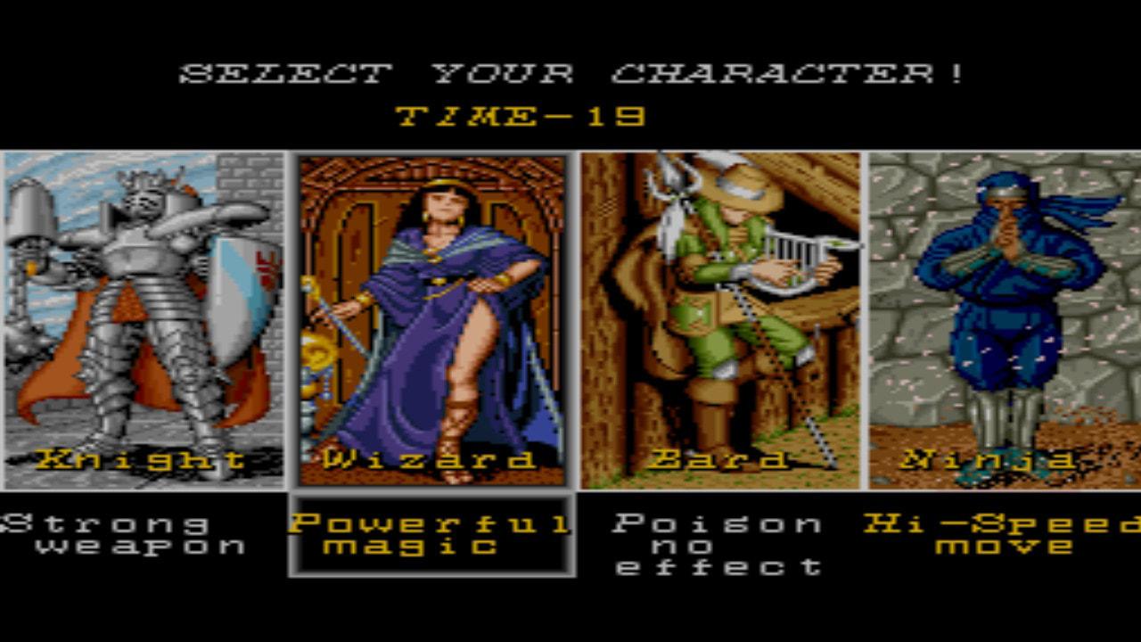 Giveaway: Win a Switch key to unlock Johnny Turbo's Arcade: Gate of Doom screenshot