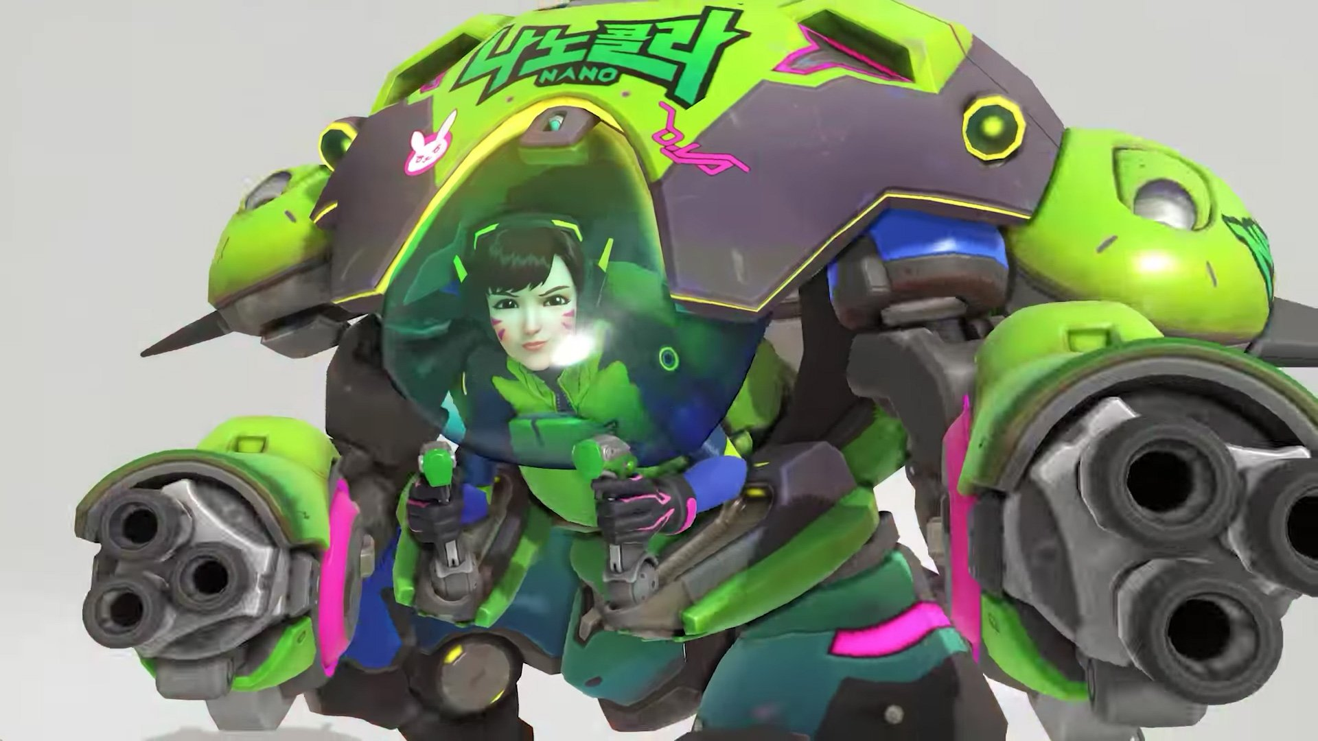 You can easily score this new D.Va look in Overwatch screenshot