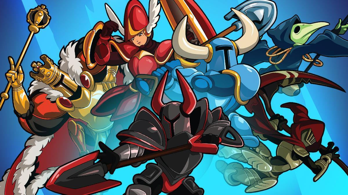 Showdown is Shovel Knight's final DLC screenshot