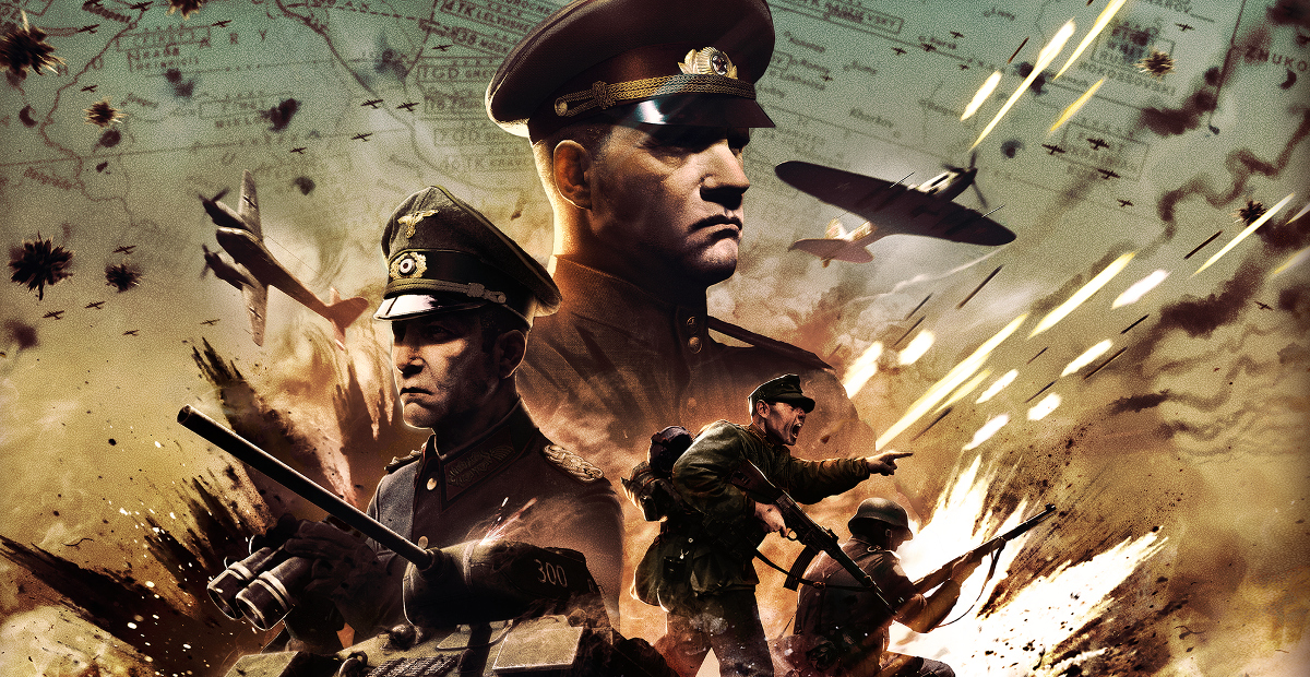 Push Nazis back from whence they came in Steel Division II screenshot
