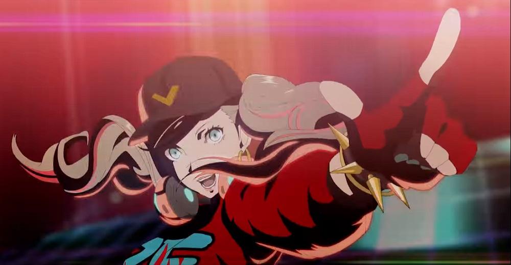 Persona Dancing trailer shows off localised English dub screenshot