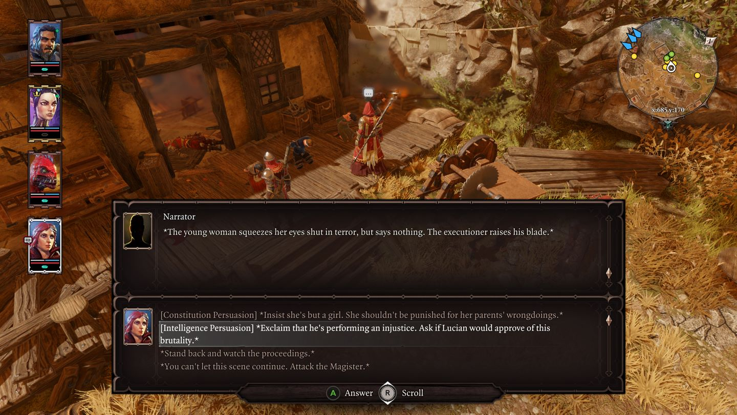 Divinity: Original Sin 2 plays as good on consoles as it
