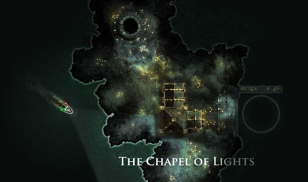 Giveaway: Brighten your day with a free PS4 copy of Sunless Sea screenshot