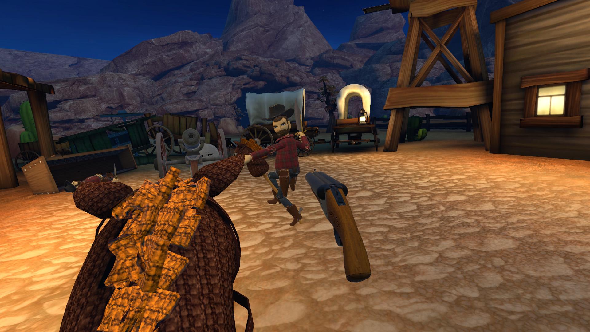 Review: Hopalong: The Badlands screenshot