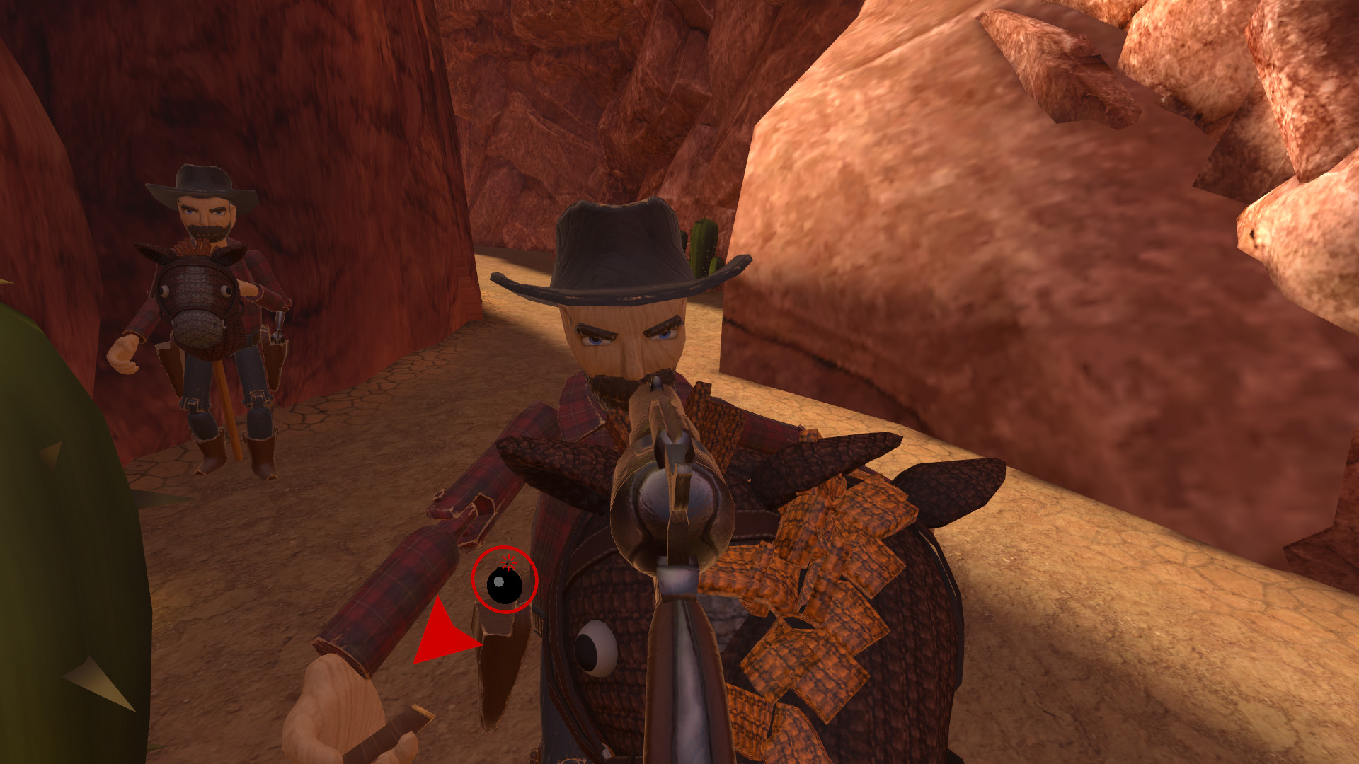Hopalong: The Badlands review