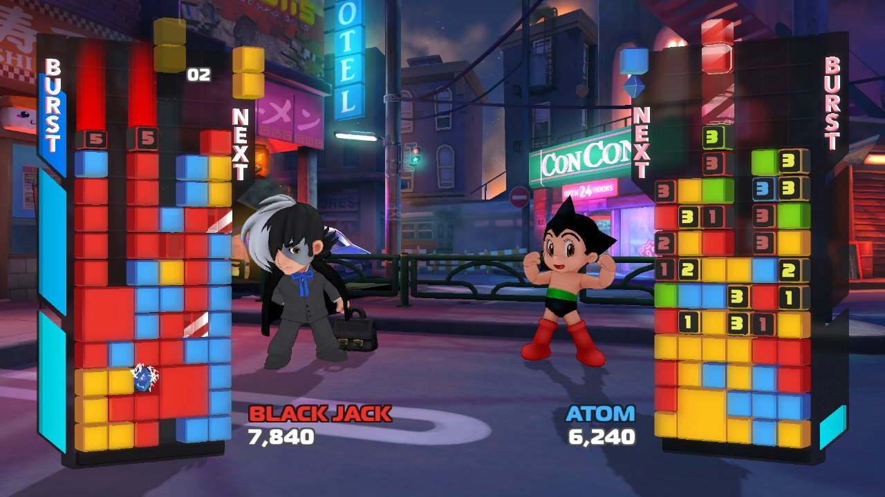 Crystal Crisis is worthy replacement for Puzzle Fighter screenshot