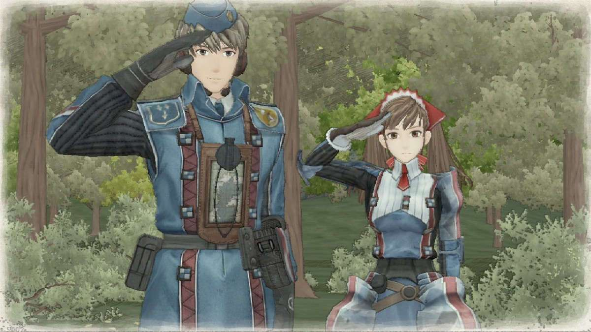 The original Valkyria Chronicles is heading to Western Switches next month screenshot