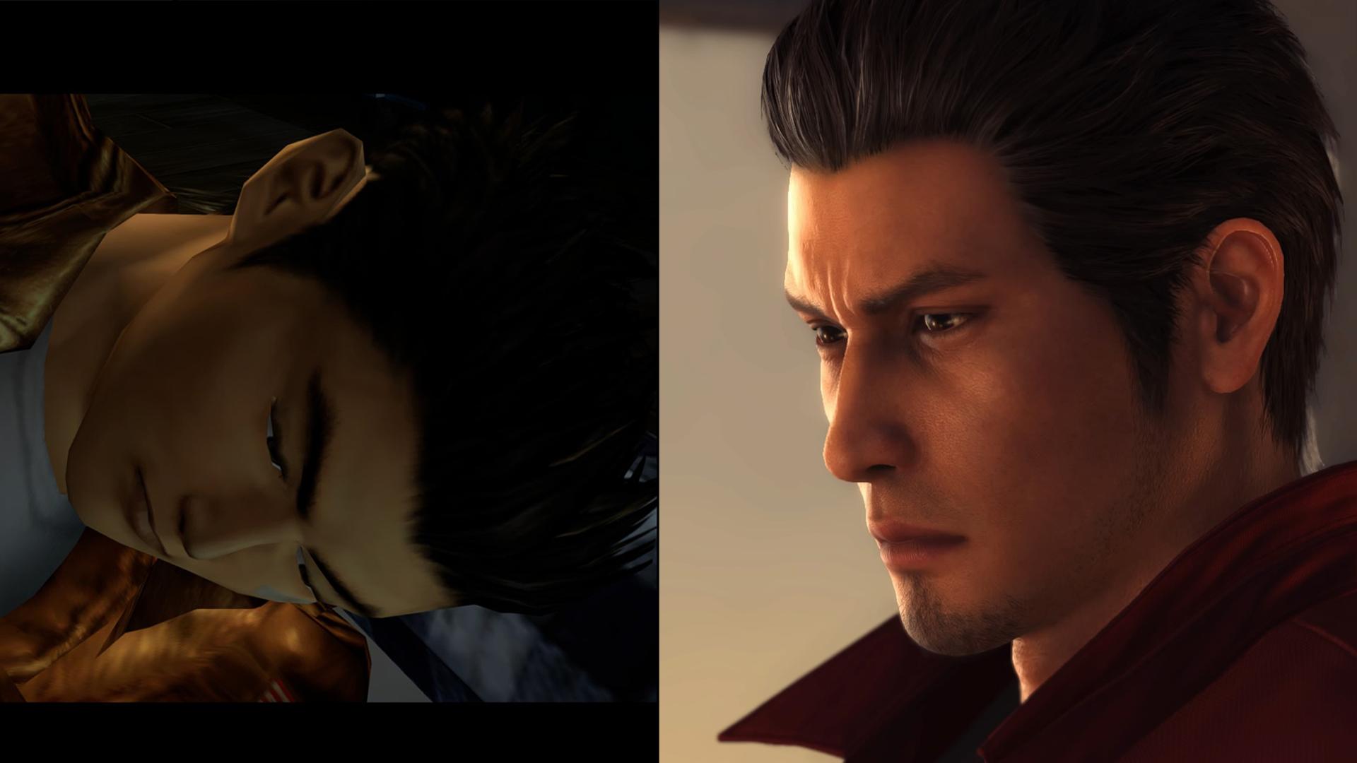 Shenmue and Yakuza are really not that similar screenshot